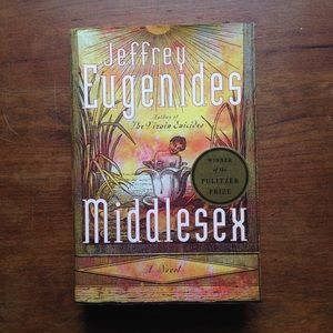 "Jeffrey Eugenides ""Middlesex"""